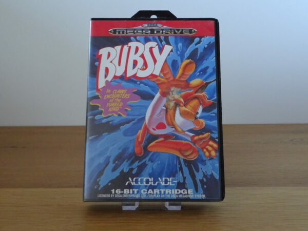 Bubsy in Claws Encounters of the Furred Kind - CIB - MD