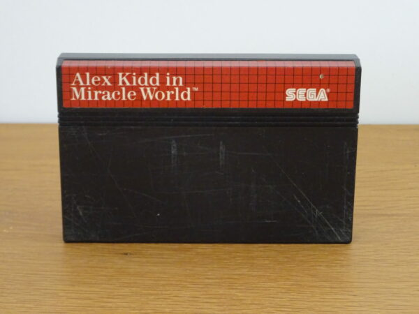 Alex Kidd in Miracle world - MS