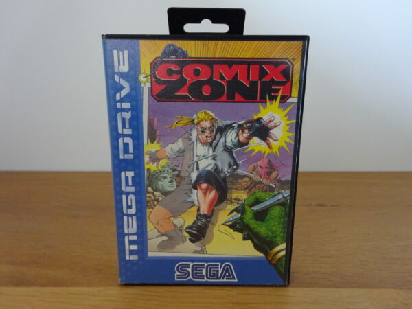 Comix Zone - MD