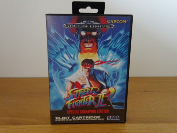 Street Fighter II': Special Champion Edition - MD