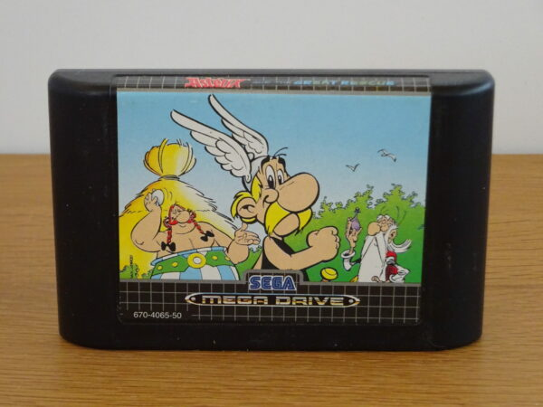 Asterix and the Great Rescue - MD