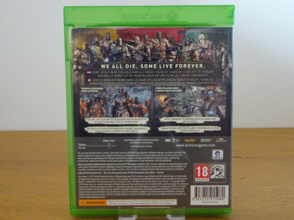 For Honor - X1
