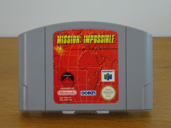 Mission Impossible - N64