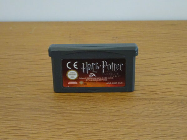 Harry Potter and the Goblet of Fire - GBA