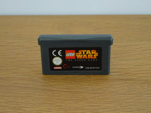 LEGO Star Wars: The Video Game - GBA