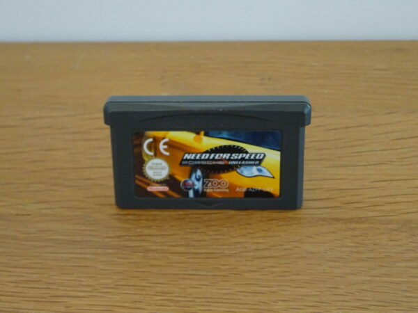 Need for Speed: Porsche Unleashed - GBA