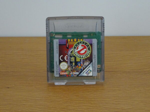 Extreme Ghostbusters - GBC