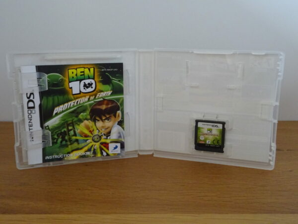 Ben 10 Protector of Earth - DS