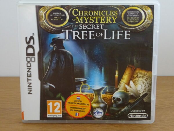 Chronicles of Mystery: The Secret Tree of Life - DS