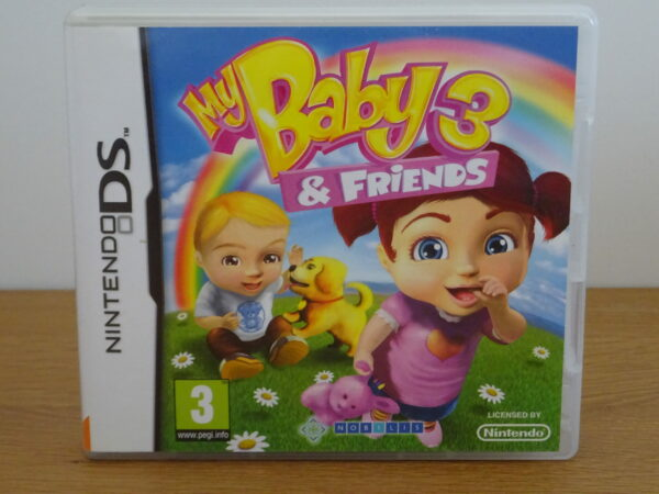 My Baby 3 & Friends - DS