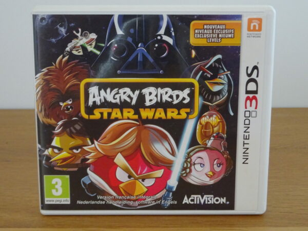 Angry Birds Star Wars - 3DS