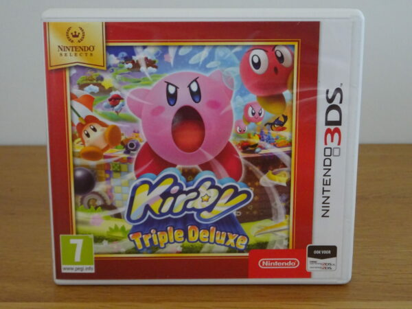 Kirby: Triple Deluxe - Nintendo Selects - 3DS