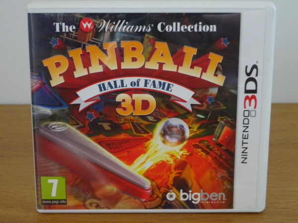 The Williams Collection: Pinball Hall of Fame - 3DS