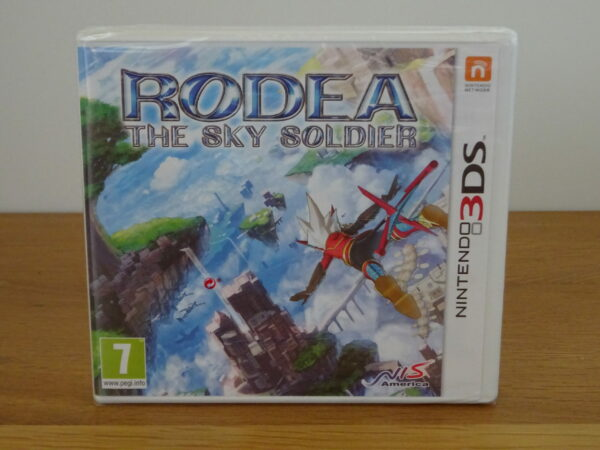 Rodea The Sky Soldier - Sealed - 3DS