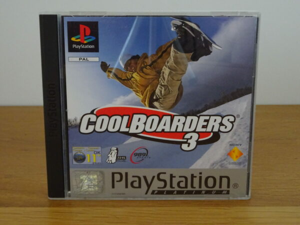 Cool Boarders 3 Platinum - PS1