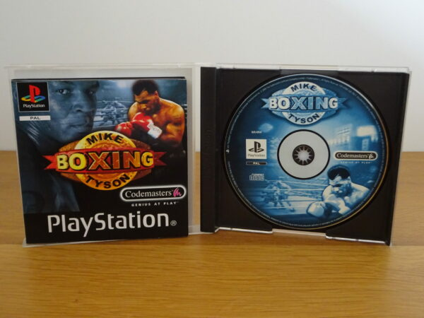 Mike Tyson Boxing - PS1