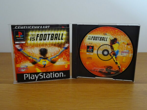 This is Football - PS1