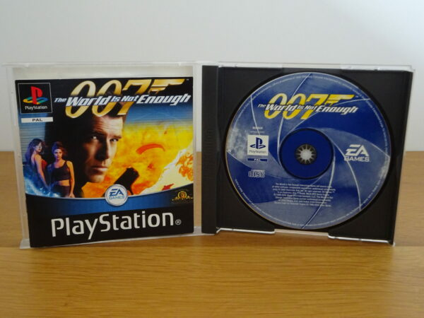 007: The World is Not Enough - PS1