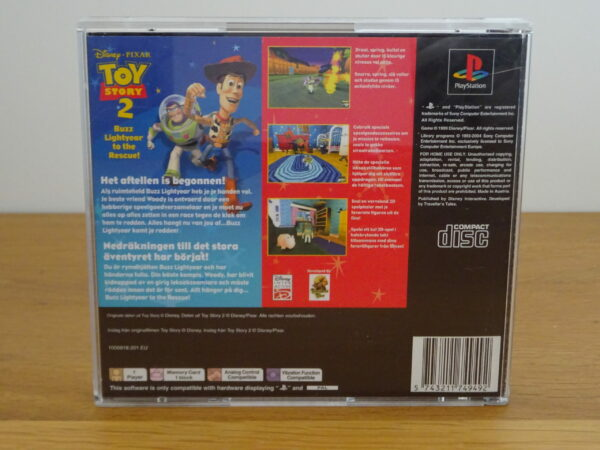 Toy Story 2: Buzz Lightyear to the Rescue - PS1