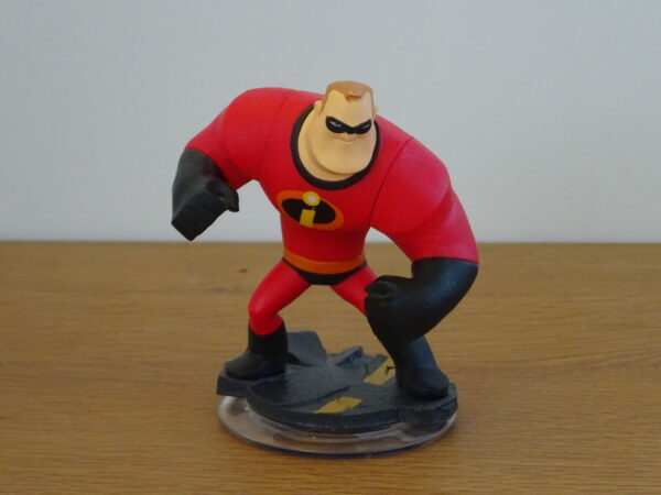 INF-1000001 - Mr. Incredible