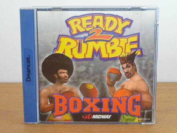 Ready 2 Rumble Boxing - DC
