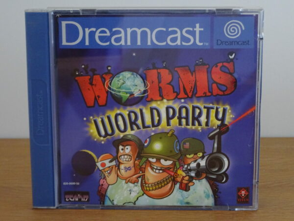 Worms World Party - DC