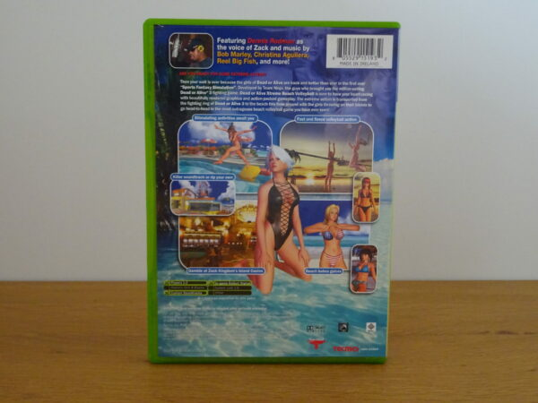 Dead or Alive: Xtreme Beach Volleyball - XB