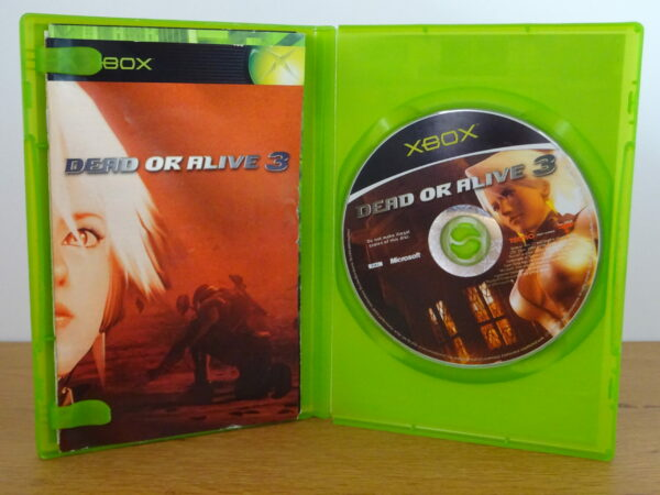 Dead or Alive 3 - XB