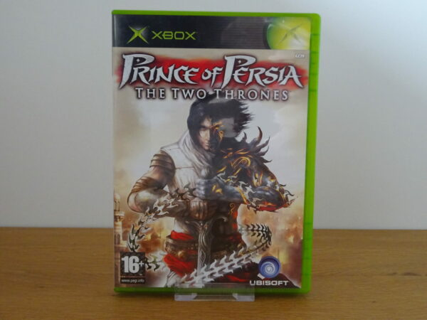 Prince of Persia: The Two Thrones - XB
