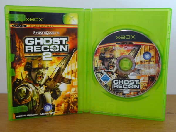 Tom Clancy's Ghost Recon 2 - XB