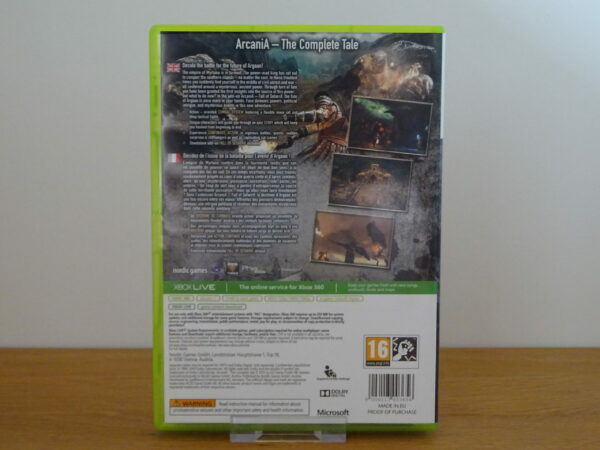 Arcania: Game of the Year Edition - X360