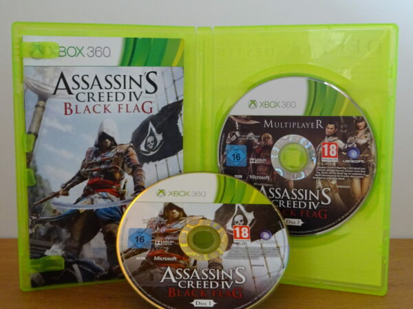 Assassin's Creed IV: Black Flag Special Edition - X360
