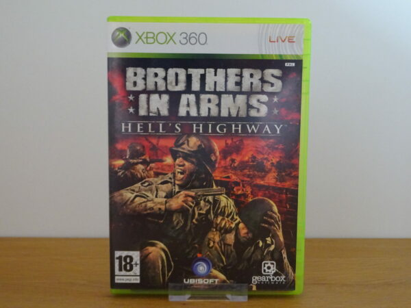Brothers in Arms Hell's Highway - X360