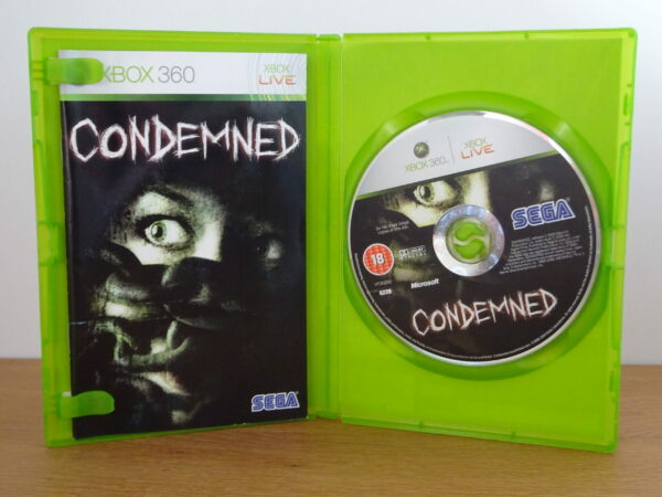 Condemned - X360