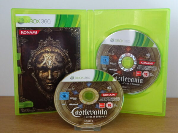 Castlevania: Lords of Shadow - X360