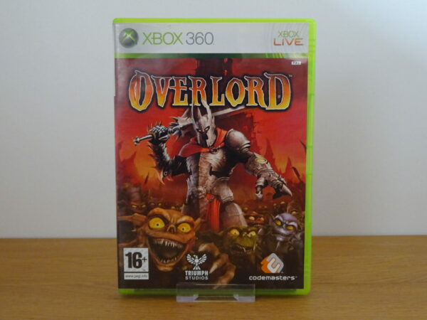 Overlord - X360