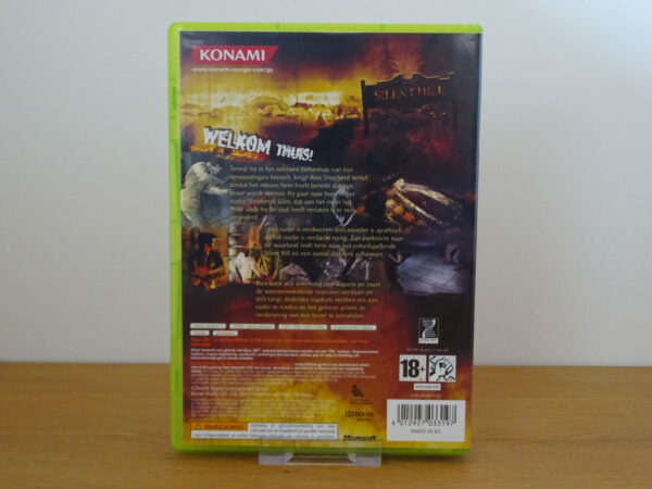 Silent Hill Homecoming - X360