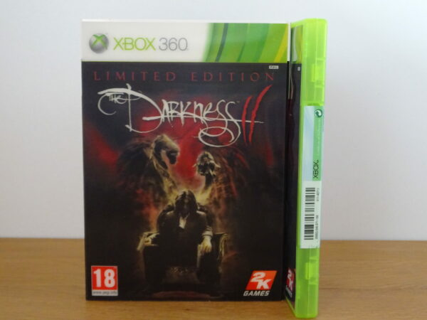 The Darkness II - Limited Edition - Sealed Game - X360