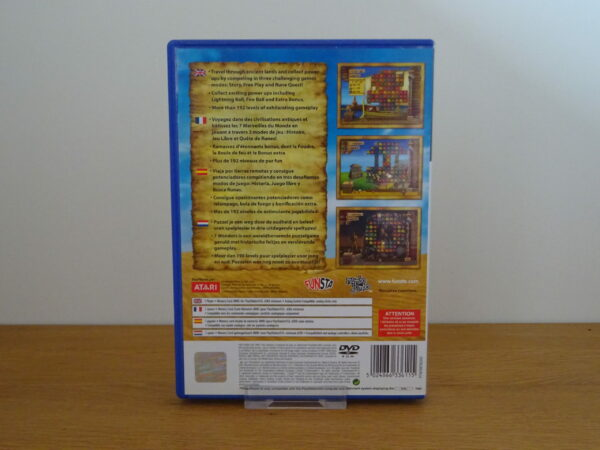 7 Wonders of the Ancient World - PS2