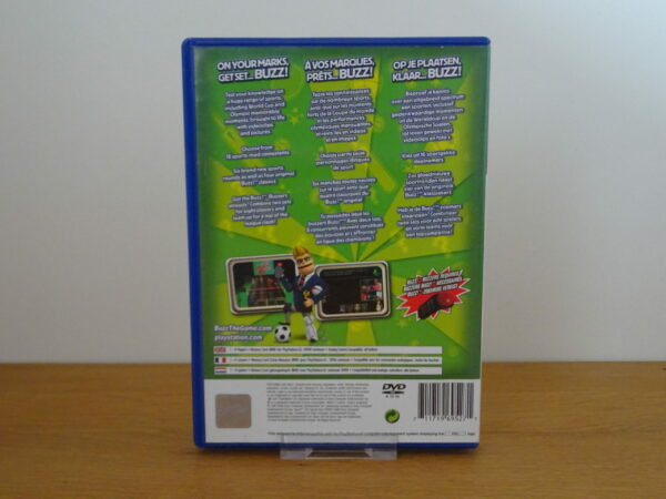 Buzz! The Sports Quiz - PS2
