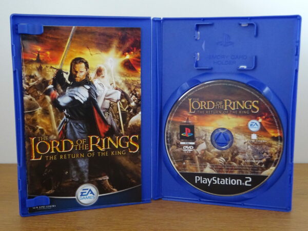 The Lord of the Rings: The Return of the King - PS2