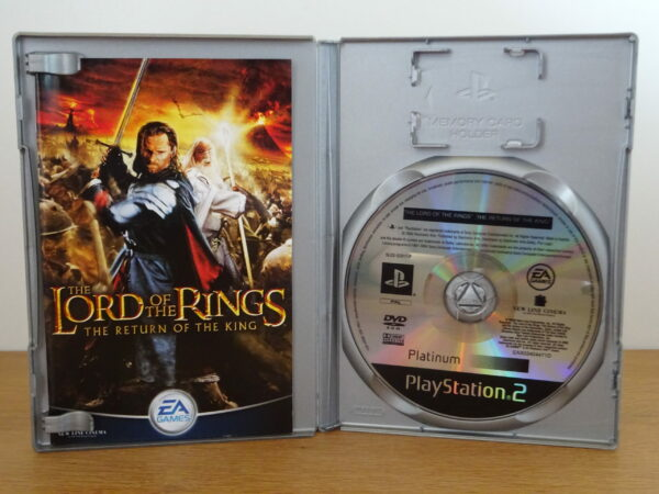 The Lord of The Rings: The Return of the King Platinum - PS2