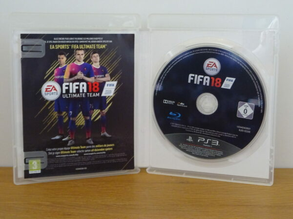 FIFA 18 - Legacy Edition - PS3