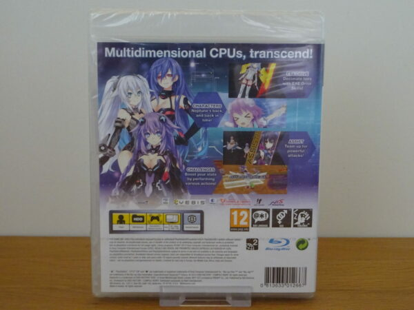 Hyper Dimension Neptunia Victory - Sealed - PS3