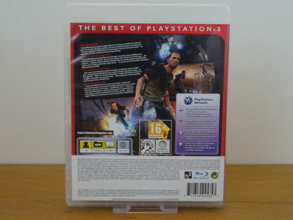 Infamous 2 - Playstation Essentials - PS3
