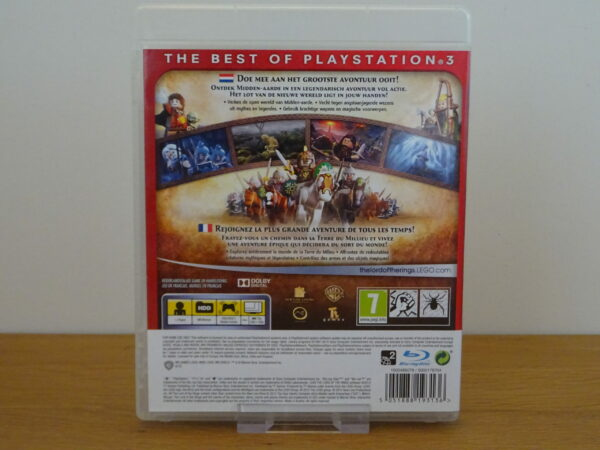 LEGO The Lord of the Rings - Playstation Essentials - PS3