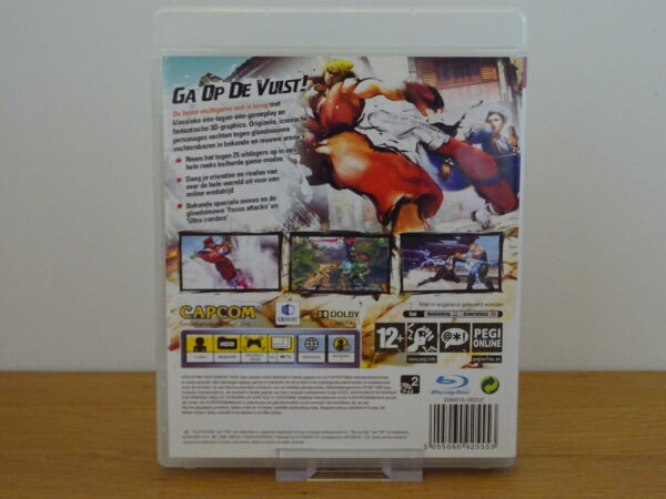 Streetfighter IV - PS3
