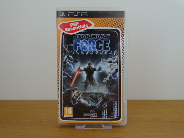Star Wars The Force Unleashed - PSP Essentials - PSP
