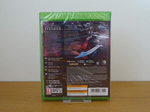 Devil May Cry 5 - Sealed - X1