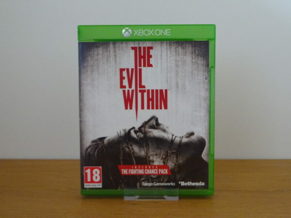 The Evil Within - X1